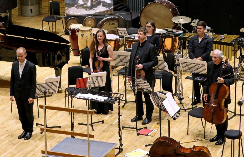 WILDE LIEDER MARX MUSIC – BIRMINGHAM CONTEMPORARY MUSIC GROUP